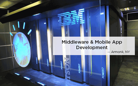 IBM and iTech Partnership