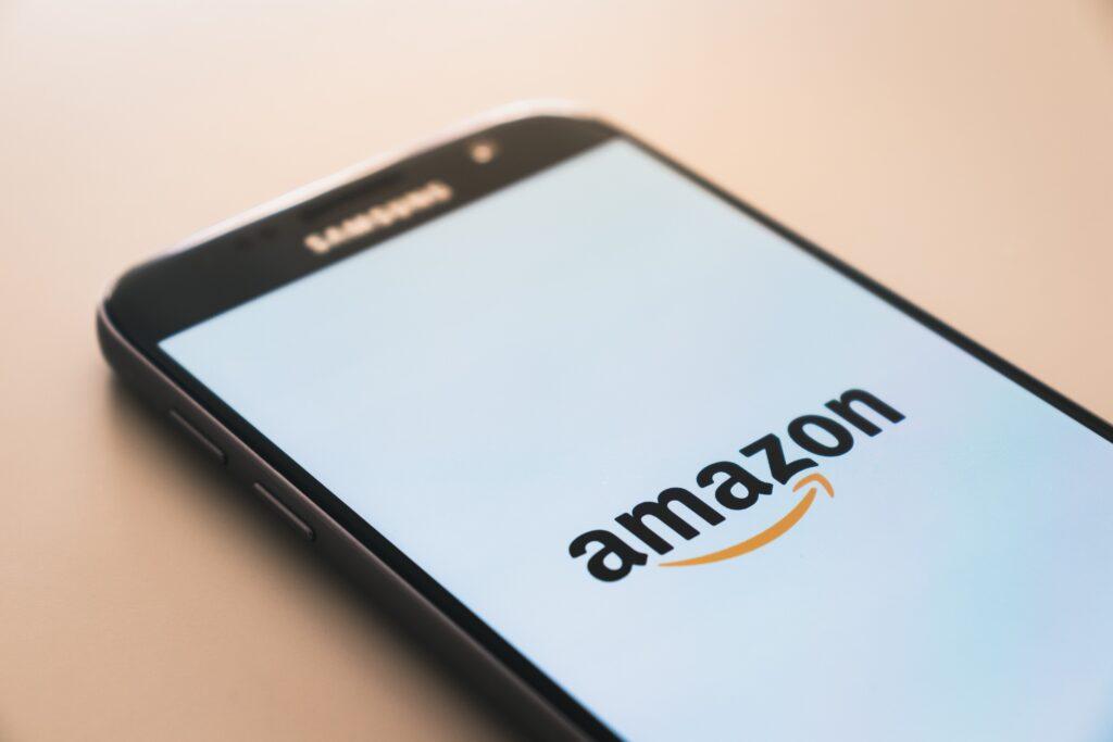 Amazon AWS services on phone